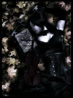 Alone In Death by *silentfuneral on deviantART