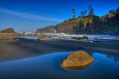 La Push Beach~Pacific Coast~WA
