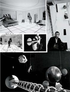 "Stanley Kubrick, ""2001 Space Odyssey"""