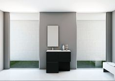 Ka collection by Inbani. #bathroom #furniture #washbasin