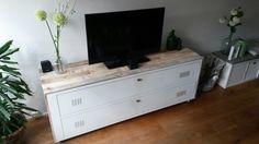 Lockerkast als tv meubel