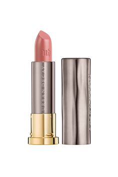 Urban Decay Vice Lipstick in Morning After, $17, available at Urban Decay. #refinery29 http://www.refinery29.com/best-nude-lipstick#slide-5