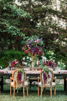 Whimsical, enchanted #tablescape