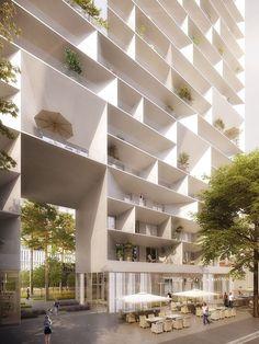 11 Marseille Peysonnel détail facade sud