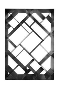 Zero Gravity Diagonal Bookcase