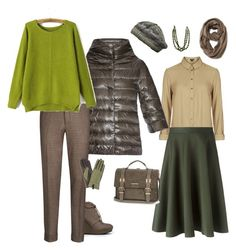 """""""Зелёненькое..."""" by jenyshep on Polyvore featuring мода, Topshop, Herno, P.A.R.O.S.H., Qupid, River Island, Royal Robbins и Old Navy"""