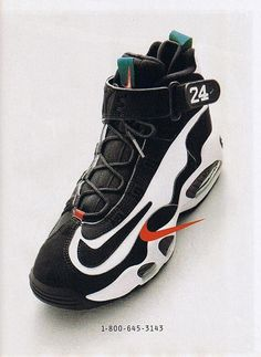 Nike Advert - Air Griffey, 1995