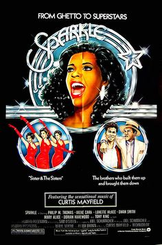 Black Cinema Series: Sparkle by Black History Album on Flickr...a must watch before seeing the Whitney Houston version, which is good in its own right.