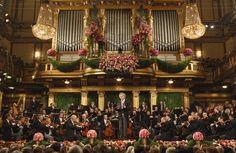 New Years Eve Concert Tickets in Musikvervein Vienna