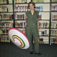 Dintarmawen Design: Kaylee from Firefly Costume