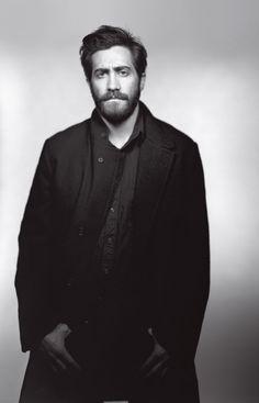 jake gyllenhaal b&w
