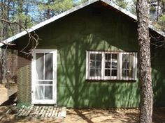 Affordable Tiny House on Two Acres for sale in Jasper Arkansas on
