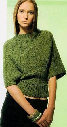 Knitwear Fashion, Knit Fashion, Cute Sweaters, Yarn Needle, Knitting Projects, Knit Crochet, Winter Fashion, Couture, Outfits