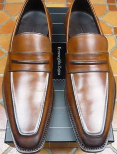 Ermenegildo Zegna Couture Loafer