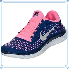 NIKEiD. Custom Nike Free Run 3 iD Women's Running Shoe        Deals on #Nikes. Click for more great Nike Sneakers for Cheap