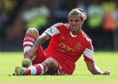 Southampton terminate the contract of record transfer signing Dani Osvaldo