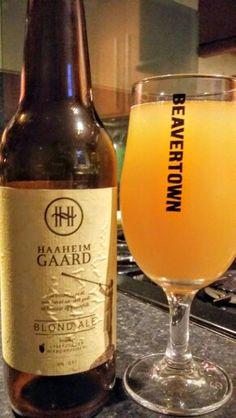 Haaheim Gaard Blond by Lysefjorden Mikrobryggeri. Watch the video Beer review…