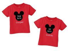 Disney shirts for November trip