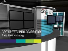Incorporating technology into your booth is a great way to up your game on trade show marketing. From large screens to interactive lead capture, there are so many ways to implement new technologies in your booth. Here are 4 ideas for your next trade show: http://blog.adlerdisplay.com/great-technologies-for-trade-show-marketing/
