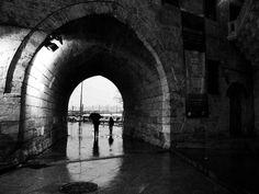 Tunnel #streetphotography #blackandwhite #bnw