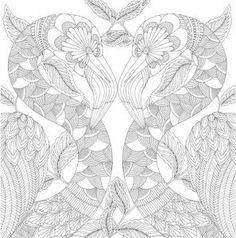 Adult Coloring Pages Books Vintage Colouring