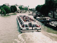 La Seine, Paris 2015