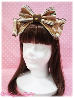 Wonder Party Curling Head Bow