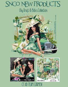 Carmen designs: Diana 8