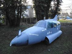 Beechcraft Baron Mounted on a Hijet Daihatsu Van - Yes Really! in Cars, Motorcycles & Vehicles, Classic Cars, Other Classic Cars Beechcraft Baron, Junkyard Cars, Ebay Listing, Daihatsu, Abandoned Cars, Cool Cars, Fighter Jets, Aviation, Classic Cars