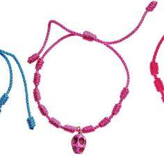 Mono & Me - Calavera Skull Bracelet <3