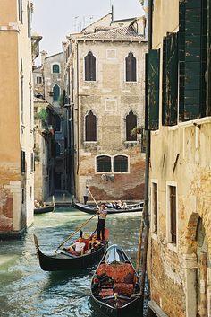 Canali di Venezia ...