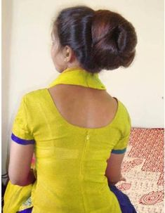 Hair long brunette shades for 2019 Bun Hairstyles For Long Hair, Braids For Long Hair, Indian Hairstyles, Trendy Hairstyles, Beautiful Blonde Girl, Beautiful Long Hair, Long Indian Hair, Bridal Hair Buns, Long Hair Models
