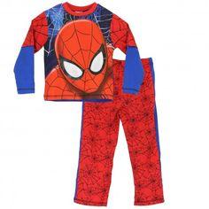 Spider-Man Boys Spider-Man Pyjamas Full Face Age 2 to 3 Years Spiderman Costume, Spiderman Marvel, Avengers Comics, Kids Pajamas, Pyjamas, Pjs, Face Age, Baby Superhero