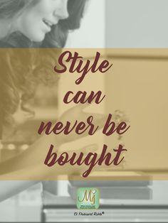 You may buy #fashion, but #style is what you do with it. With #jewelry from #MalaniJewelers, be the effervescence of ceaseless style. Shop for stylish jewelry here: www.malanijewelers.com. Diamond Jewelry, Gemstone Jewelry, Gold Jewelry, Jewelry Quotes, Stylish Jewelry, Jewelry Collection, Jewels, Gemstones, Shop