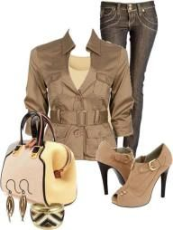 Really liking this! Great blending of style. Would you rock this outfit? Outfits (21)
