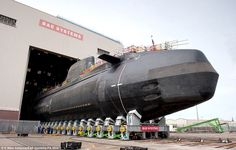 The third highly-complex Astute class submarine Artful was completed in May 2014, three years ahead of her sister warship HMS Audacious