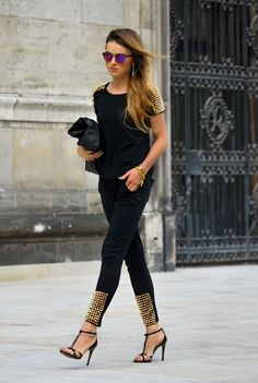 The latest in street fashion, street style, accessories and more. Fashion Mode, I Love Fashion, Passion For Fashion, Street Fashion, Fashion Looks, Womens Fashion, Fashion Trends, Looks Style, Style Me