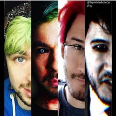 This is so cool Anti and Dark