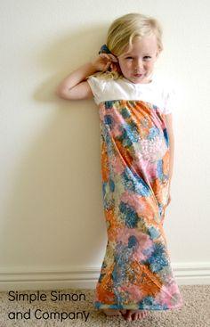 Gracie's Summer Maxi Dress