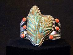 Ancestral Art of Prescott - Handmade by famous Navajo Jewelry Designer, Ernie Lister...gorgeous!