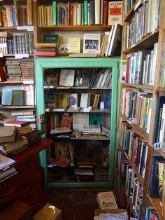 Rare books room, Shakespeare & Company Bookshop by SandySupab, via Flickr