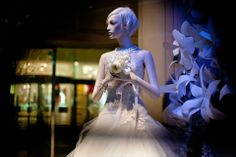 Fabulous Kleinfeld Windows featuring MMCrystal pieces!