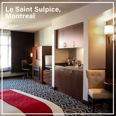 Take A Tour Of Our Luxury Suites And Accommodations At Le Saint Sulpice Hotel Montreal In Image Gallery Where They Are On Display
