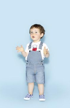 """""""It's this big?"""" - Little Marc Jacobs SS '15"""