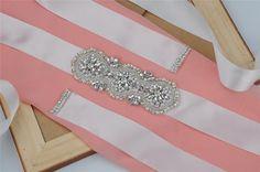 2015 Wedding Belts And Sashes, Crystal Wedding Belt, Beaded Wedding Belt, Rhinestone Wedding Belt, Pearl Wedding Belt, Wedding Sash Belt S47 Online with $37.69/Piece on Yupan's Store | DHgate.com