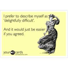 Difficult ;)