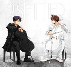 Setters Oikawa & Kageyama