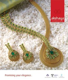 Akshaya gold designer collections