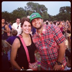 Great time with my amazing wife at the GOTR stopover in OK.