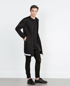 STRIPED SWEATER-New this week-Man-COLLECTION AW15 | ZARA United States